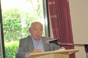 Colin Dexter OBE